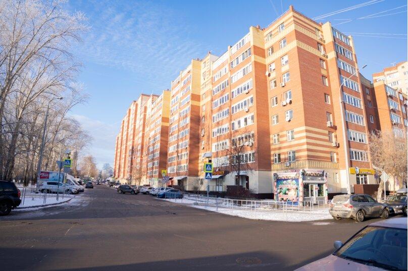 1-комн. квартира, 37 кв.м. на 4 человека, Амурская улица, 2, Тюмень - Фотография 38