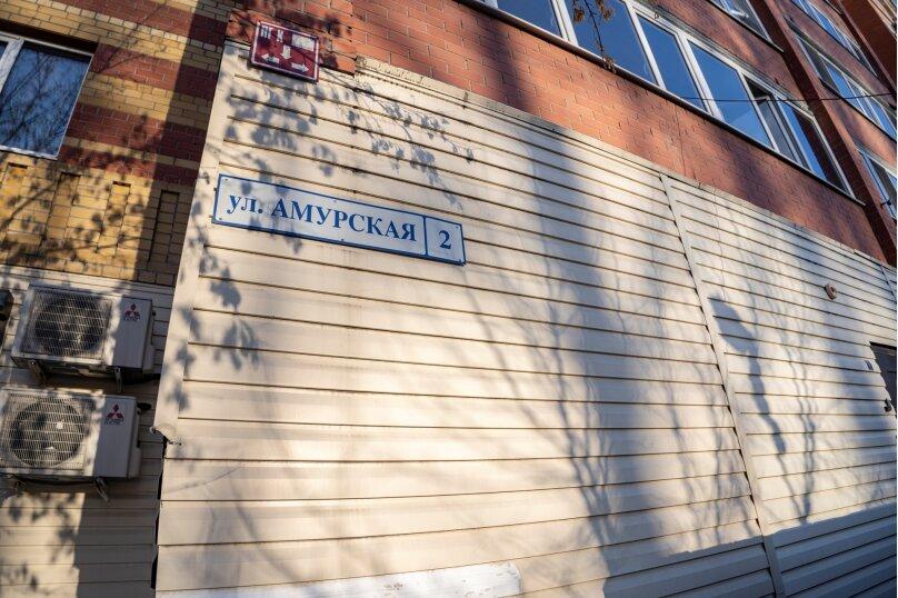 1-комн. квартира, 37 кв.м. на 4 человека, Амурская улица, 2, Тюмень - Фотография 40