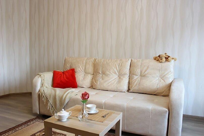 2-комн. квартира, 50 кв.м. на 4 человека, улица Льва Толстого, 20, Уфа - Фотография 3