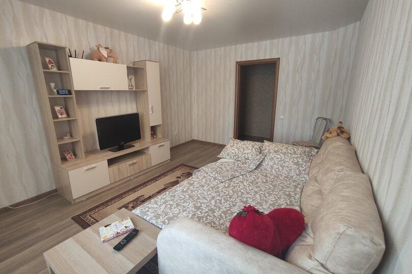2-комн. квартира, 50 кв.м. на 4 человека, улица Льва Толстого, 20, Уфа - Фотография 5