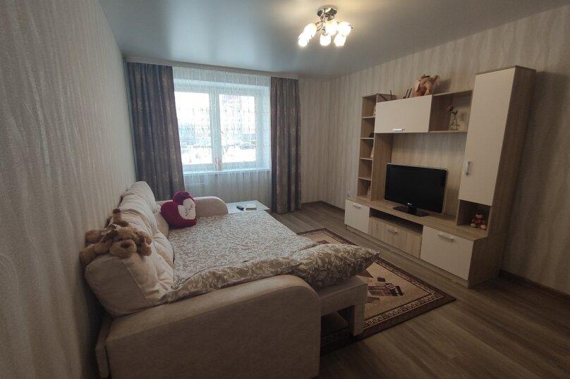 2-комн. квартира, 50 кв.м. на 4 человека, улица Льва Толстого, 20, Уфа - Фотография 6
