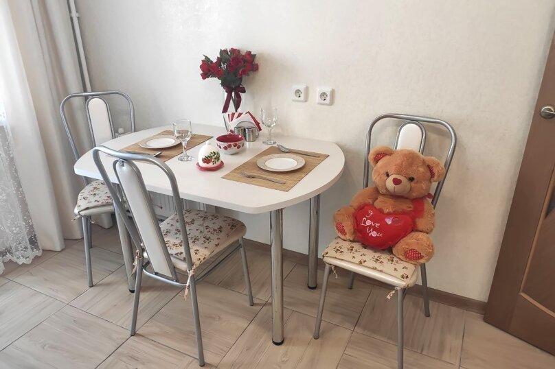 2-комн. квартира, 50 кв.м. на 4 человека, улица Льва Толстого, 20, Уфа - Фотография 12