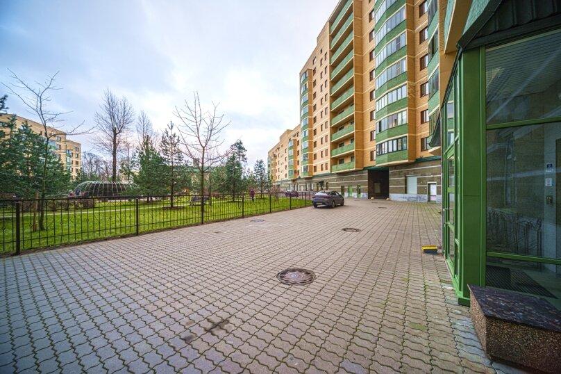 1-комн. квартира, 43 кв.м. на 3 человека, Фермское шоссе, 32, Санкт-Петербург - Фотография 8