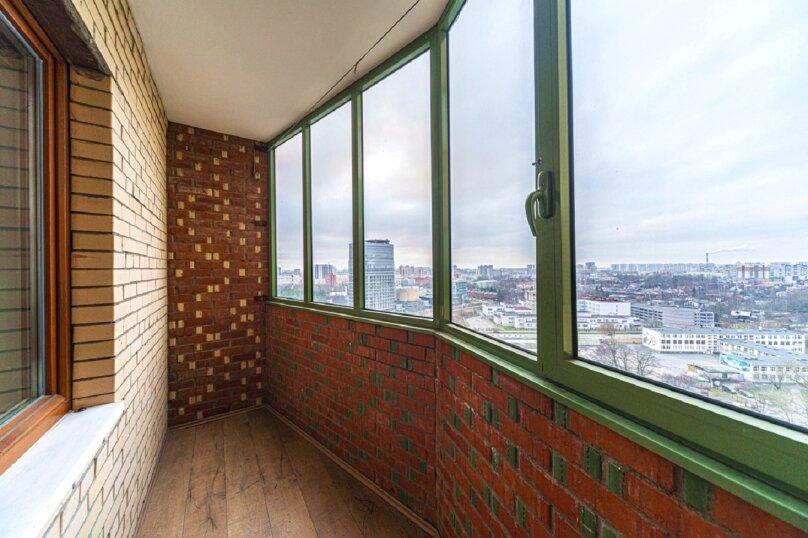 1-комн. квартира, 43 кв.м. на 3 человека, Фермское шоссе, 32, Санкт-Петербург - Фотография 14