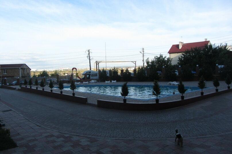 1-комн. квартира, 35 кв.м. на 4 человека, Рубежный проезд, 28, Севастополь - Фотография 12