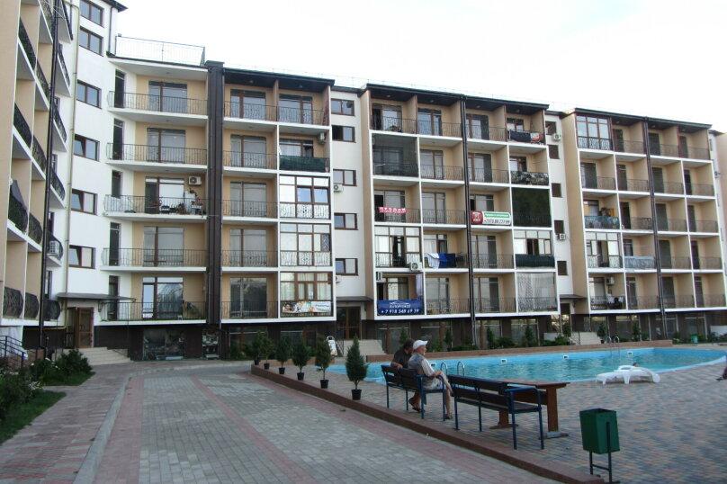 1-комн. квартира, 35 кв.м. на 4 человека, Рубежный проезд, 28, Севастополь - Фотография 13
