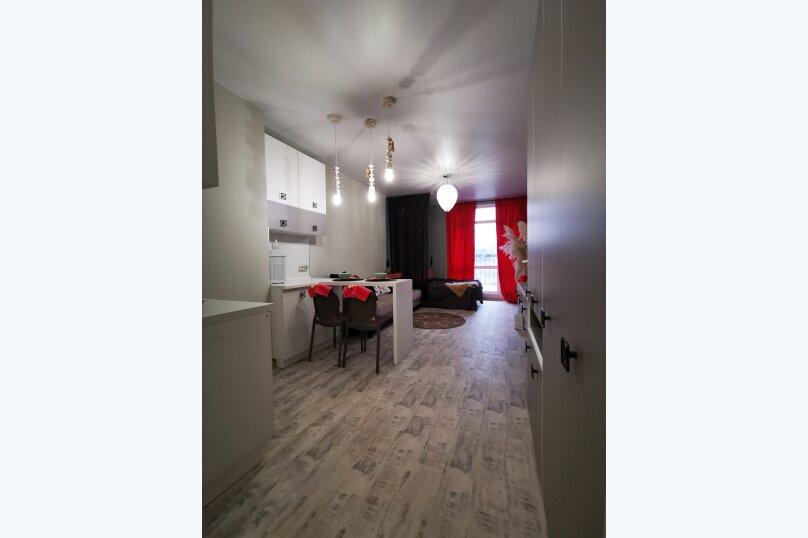 1-комн. квартира, 30 кв.м. на 4 человека, улица Гайдара, 22, Дагомыс - Фотография 2