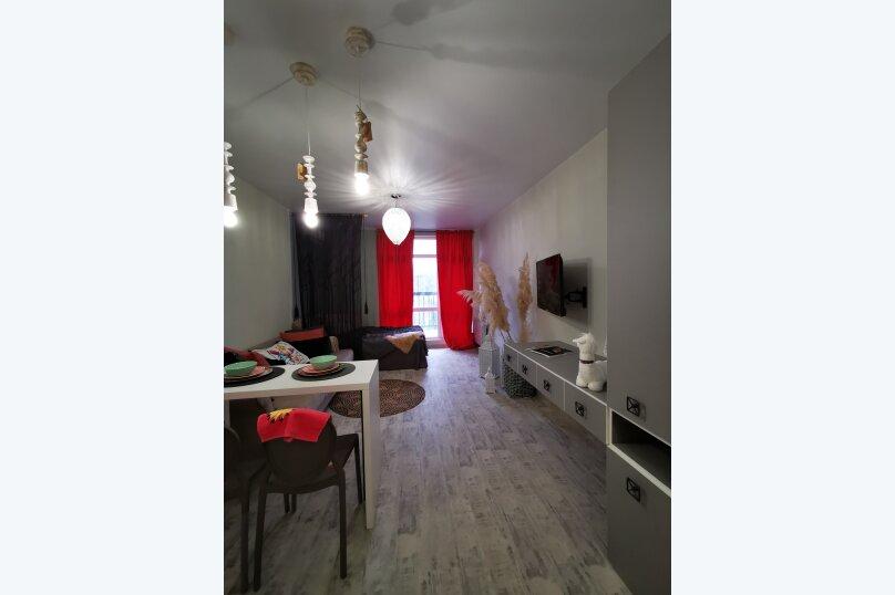 1-комн. квартира, 30 кв.м. на 4 человека, улица Гайдара, 22, Дагомыс - Фотография 4