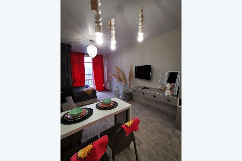 1-комн. квартира, 30 кв.м. на 4 человека, улица Гайдара, 22, Дагомыс - Фотография 6