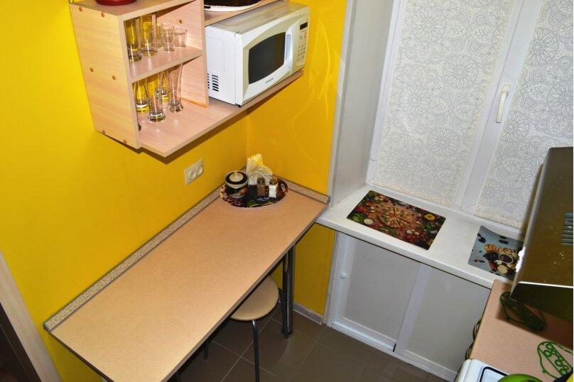 1-комн. квартира, 30 кв.м. на 2 человека, улица Сони Кривой, 45, Челябинск - Фотография 2