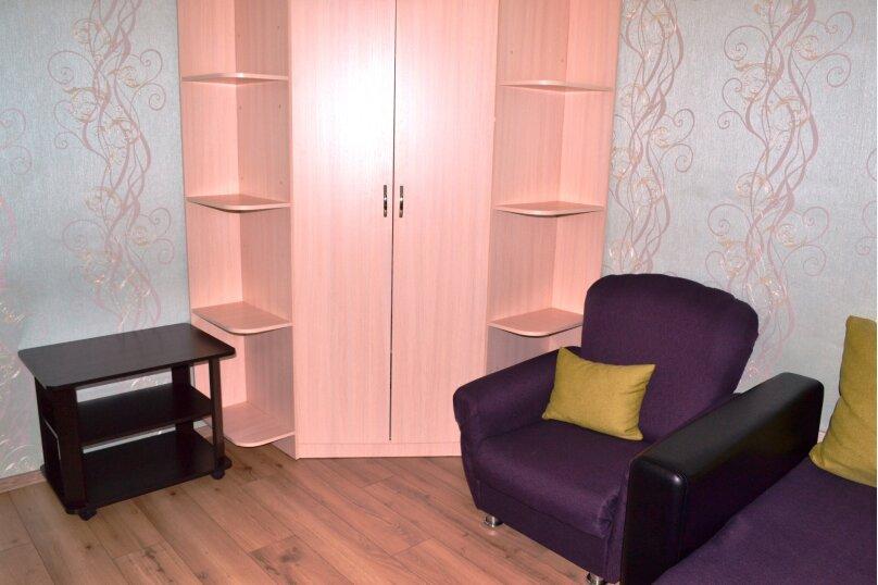 1-комн. квартира, 30 кв.м. на 2 человека, улица Сони Кривой, 45, Челябинск - Фотография 6