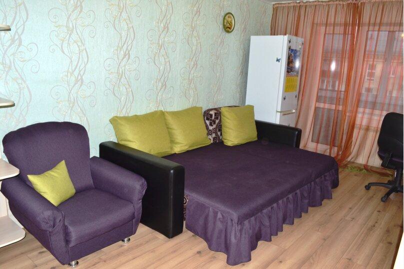 1-комн. квартира, 30 кв.м. на 2 человека, улица Сони Кривой, 45, Челябинск - Фотография 7