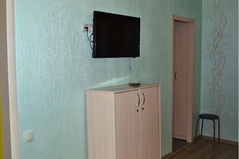 1-комн. квартира, 30 кв.м. на 2 человека, улица Сони Кривой, 45, Челябинск - Фотография 10