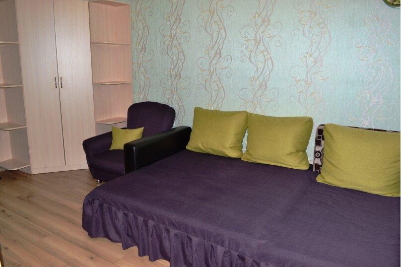 1-комн. квартира, 30 кв.м. на 2 человека, улица Сони Кривой, 45, Челябинск - Фотография 11
