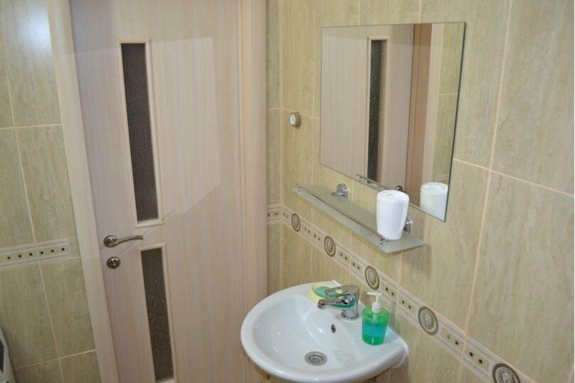 1-комн. квартира, 30 кв.м. на 2 человека, улица Сони Кривой, 45, Челябинск - Фотография 12