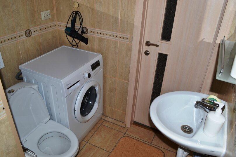 1-комн. квартира, 30 кв.м. на 2 человека, улица Сони Кривой, 45, Челябинск - Фотография 13