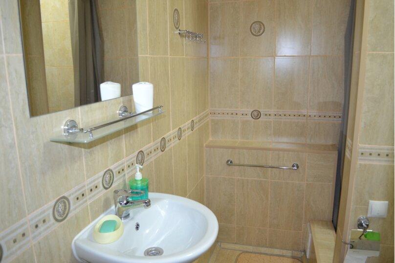 1-комн. квартира, 30 кв.м. на 2 человека, улица Сони Кривой, 45, Челябинск - Фотография 14