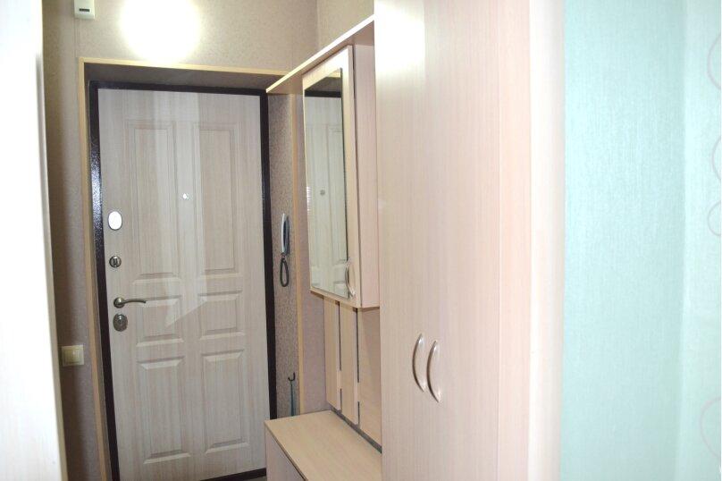 1-комн. квартира, 30 кв.м. на 2 человека, улица Сони Кривой, 45, Челябинск - Фотография 16