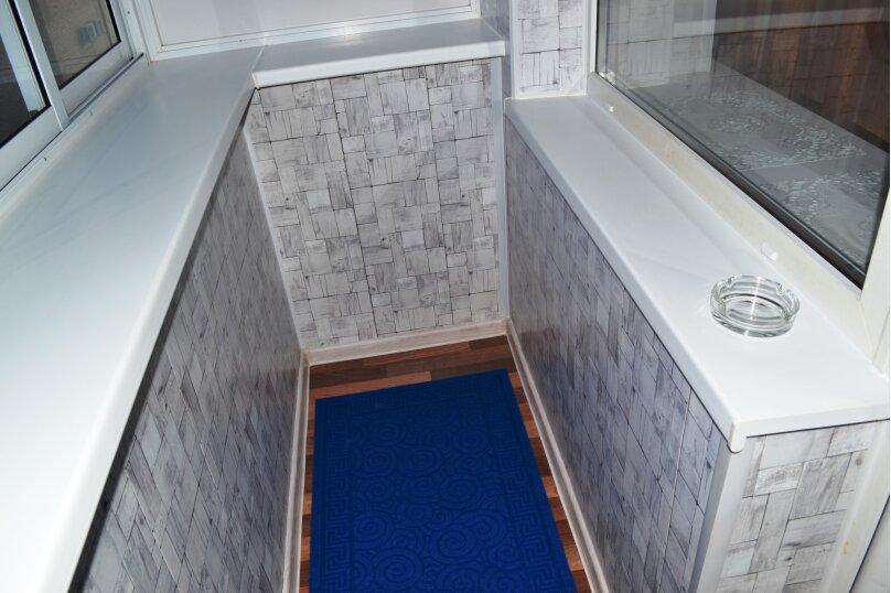 1-комн. квартира, 30 кв.м. на 2 человека, улица Сони Кривой, 45, Челябинск - Фотография 19