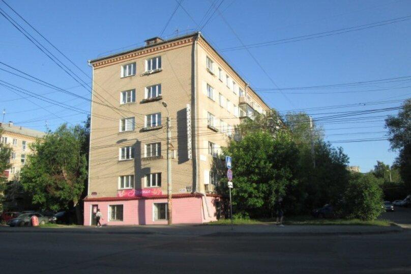 1-комн. квартира, 30 кв.м. на 2 человека, улица Сони Кривой, 45, Челябинск - Фотография 21
