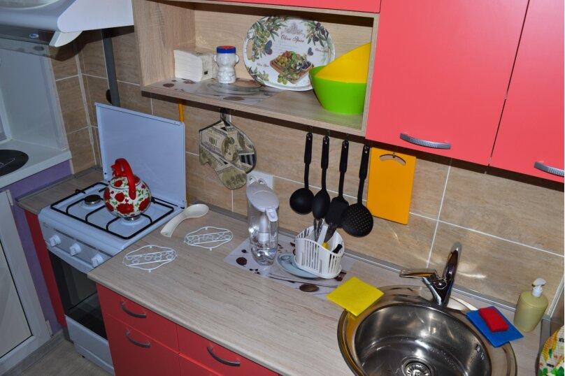 1-комн. квартира, 30 кв.м. на 2 человека, улица Сони Кривой, 47, Челябинск - Фотография 3