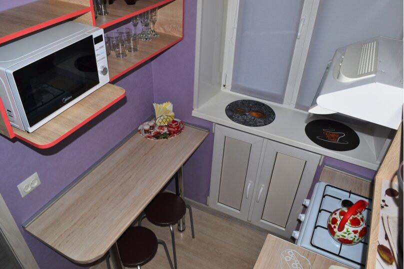1-комн. квартира, 30 кв.м. на 2 человека, улица Сони Кривой, 47, Челябинск - Фотография 4