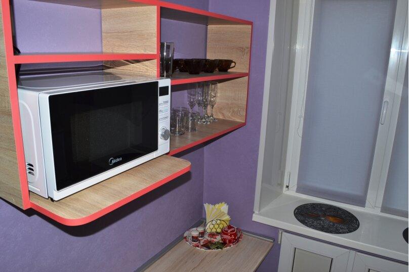 1-комн. квартира, 30 кв.м. на 2 человека, улица Сони Кривой, 47, Челябинск - Фотография 7