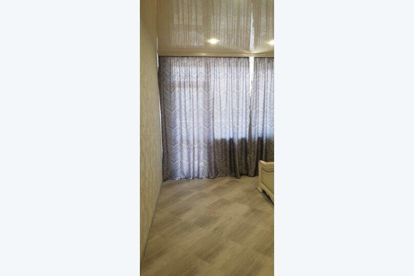 2-комн. квартира, 57 кв.м. на 4 человека, Черноморская набережная, 1К, Феодосия - Фотография 3