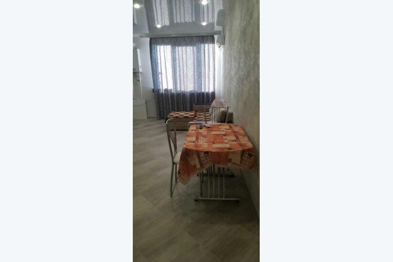 2-комн. квартира, 57 кв.м. на 4 человека, Черноморская набережная, 1К, Феодосия - Фотография 11