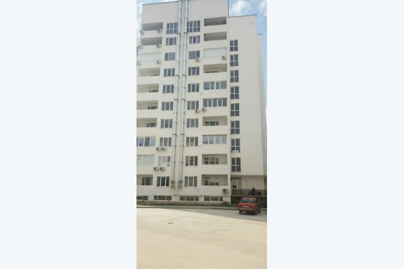 2-комн. квартира, 57 кв.м. на 4 человека, Черноморская набережная, 1К, Феодосия - Фотография 13