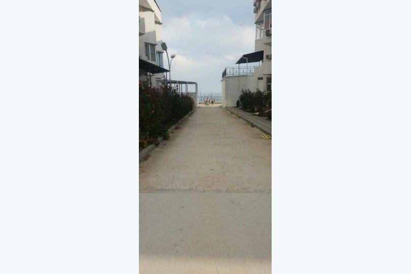 2-комн. квартира, 57 кв.м. на 4 человека, Черноморская набережная, 1К, Феодосия - Фотография 14