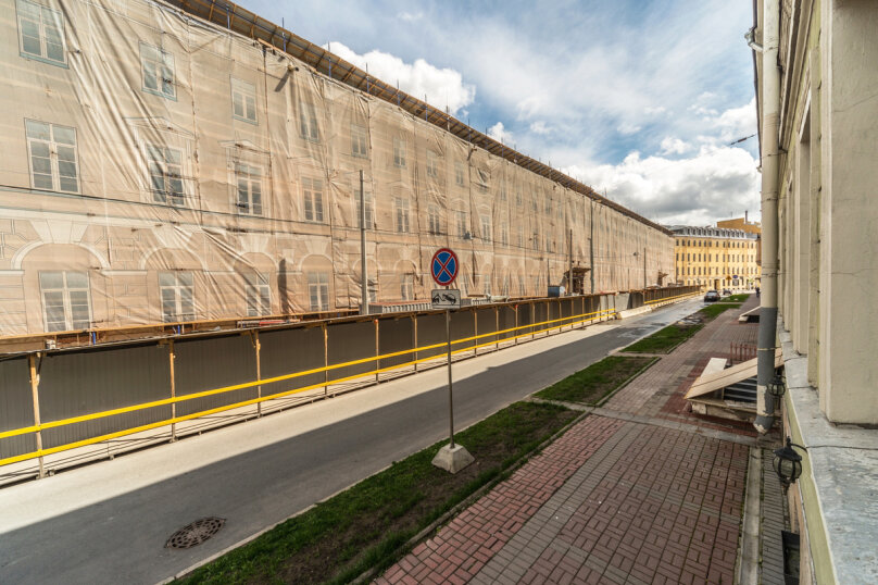 1-комн. квартира, 35 кв.м. на 4 человека, Миллионная улица, 4/1Б, Санкт-Петербург - Фотография 2