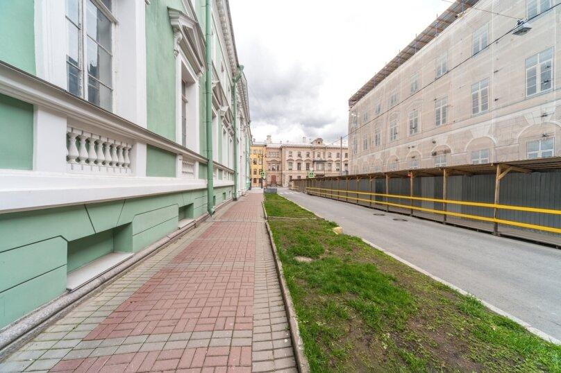 1-комн. квартира, 35 кв.м. на 4 человека, Миллионная улица, 4/1Б, Санкт-Петербург - Фотография 19