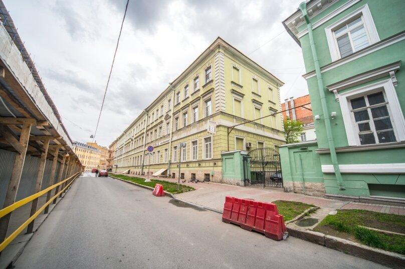1-комн. квартира, 35 кв.м. на 4 человека, Миллионная улица, 4/1Б, Санкт-Петербург - Фотография 21