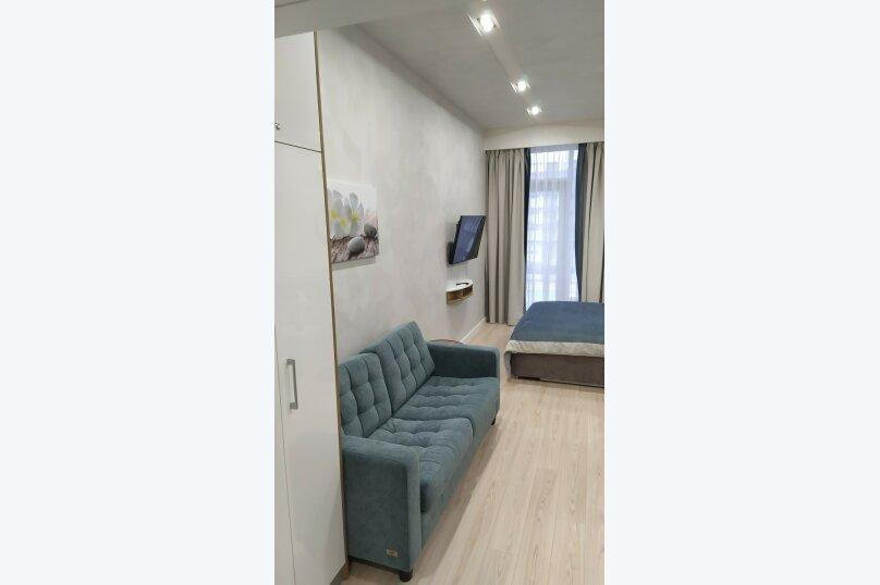1-комн. квартира, 32 кв.м. на 4 человека, Парковая улица, 7, Севастополь - Фотография 4