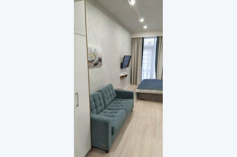 1-комн. квартира, 32 кв.м. на 4 человека, Парковая улица, 7, Севастополь - Фотография 5