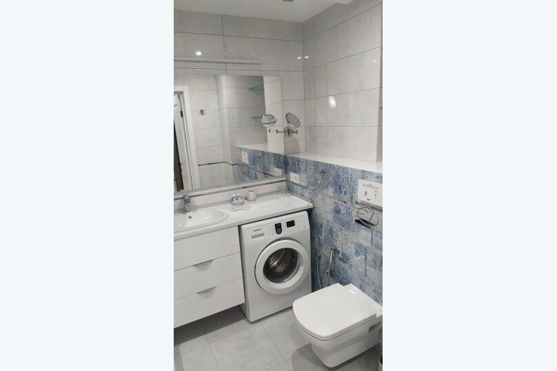 1-комн. квартира, 32 кв.м. на 4 человека, Парковая улица, 7, Севастополь - Фотография 9