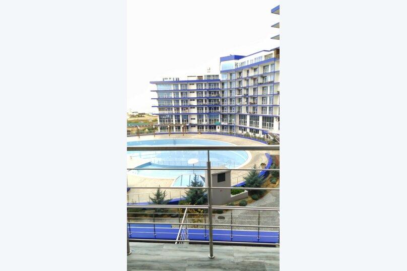 1-комн. квартира, 32 кв.м. на 4 человека, Парковая улица, 7, Севастополь - Фотография 14