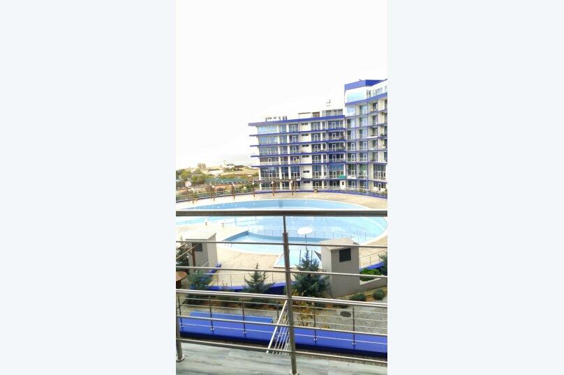 1-комн. квартира, 32 кв.м. на 4 человека, Парковая улица, 7, Севастополь - Фотография 15