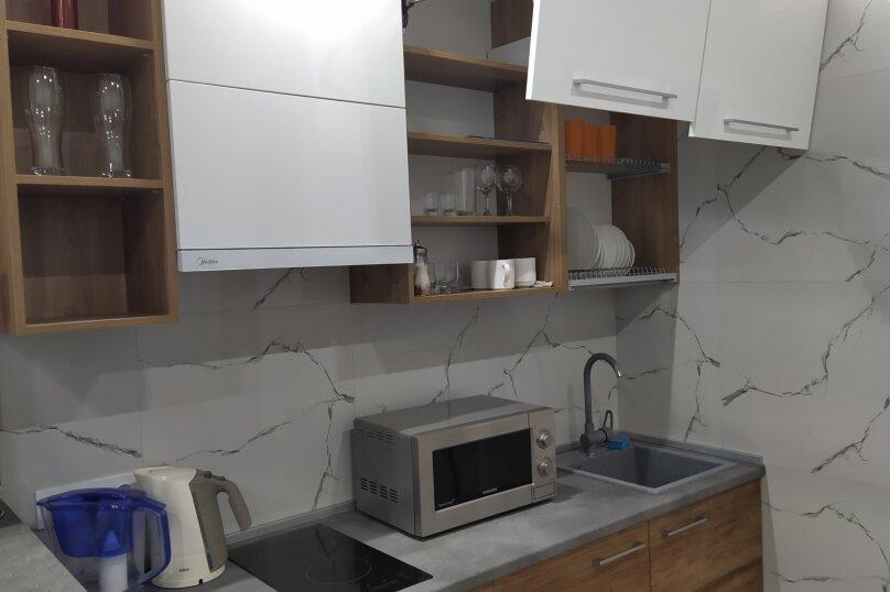 1-комн. квартира, 32 кв.м. на 4 человека, Парковая улица, 7, Севастополь - Фотография 18