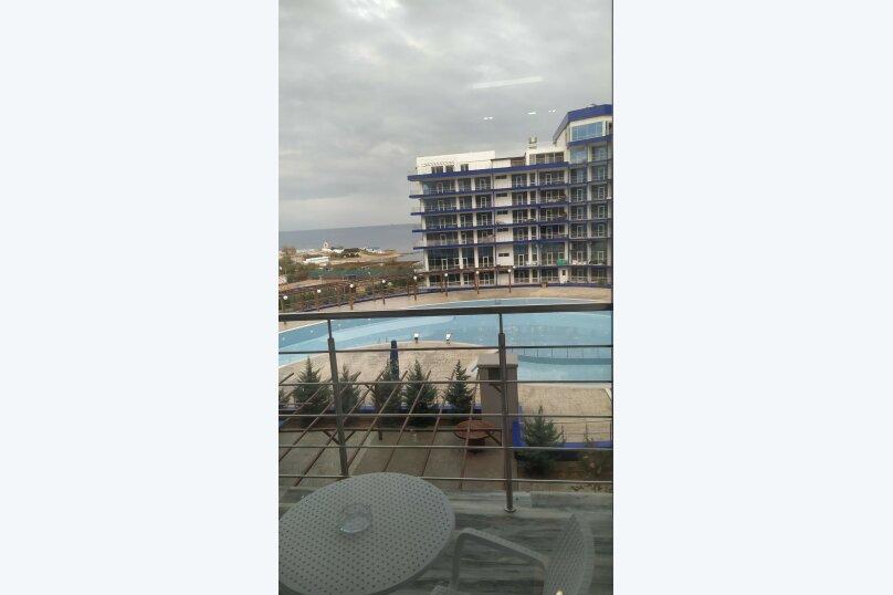 1-комн. квартира, 32 кв.м. на 4 человека, Парковая улица, 7, Севастополь - Фотография 19