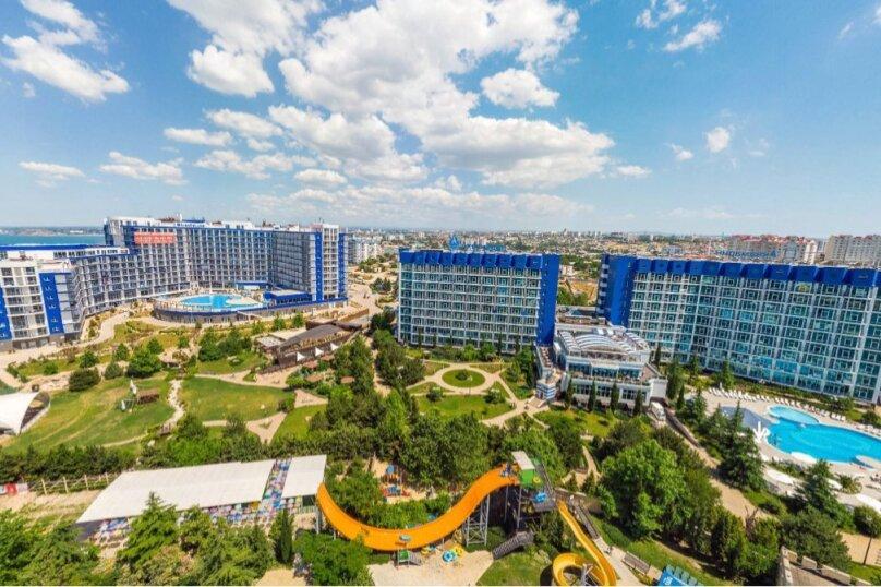 1-комн. квартира, 32 кв.м. на 4 человека, Парковая улица, 7, Севастополь - Фотография 24