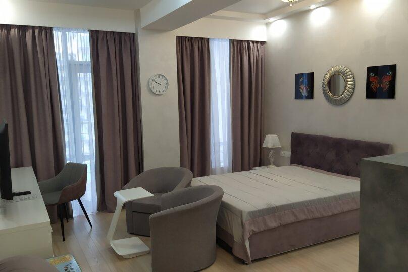 1-комн. квартира, 41 кв.м. на 4 человека, Парковая улица, 7, Севастополь - Фотография 4