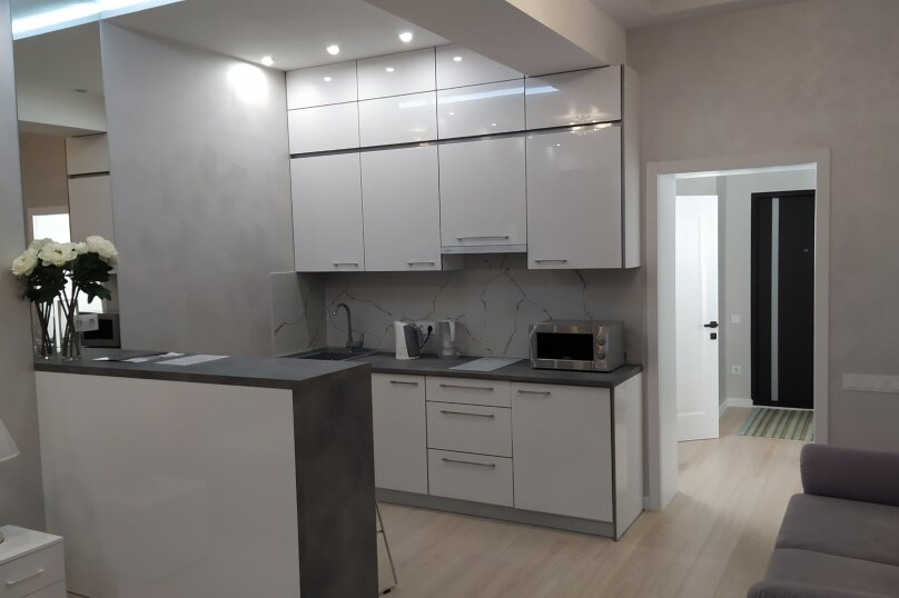 1-комн. квартира, 41 кв.м. на 4 человека, Парковая улица, 7, Севастополь - Фотография 5