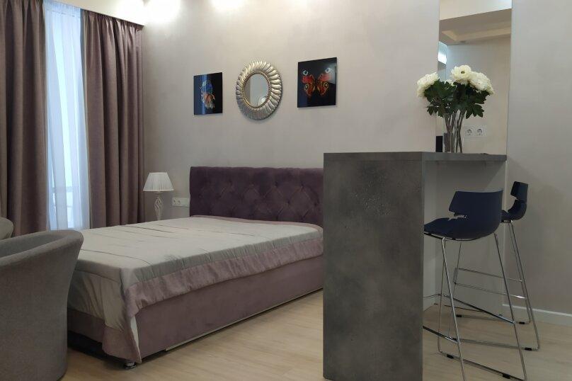 1-комн. квартира, 41 кв.м. на 4 человека, Парковая улица, 7, Севастополь - Фотография 8