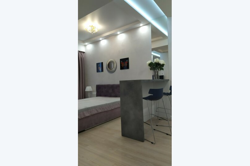 1-комн. квартира, 41 кв.м. на 4 человека, Парковая улица, 7, Севастополь - Фотография 9