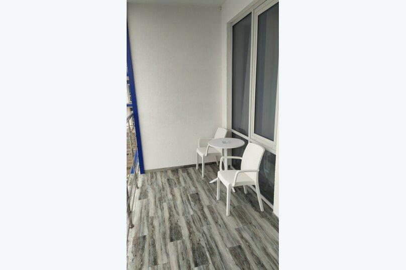 1-комн. квартира, 41 кв.м. на 4 человека, Парковая улица, 7, Севастополь - Фотография 13