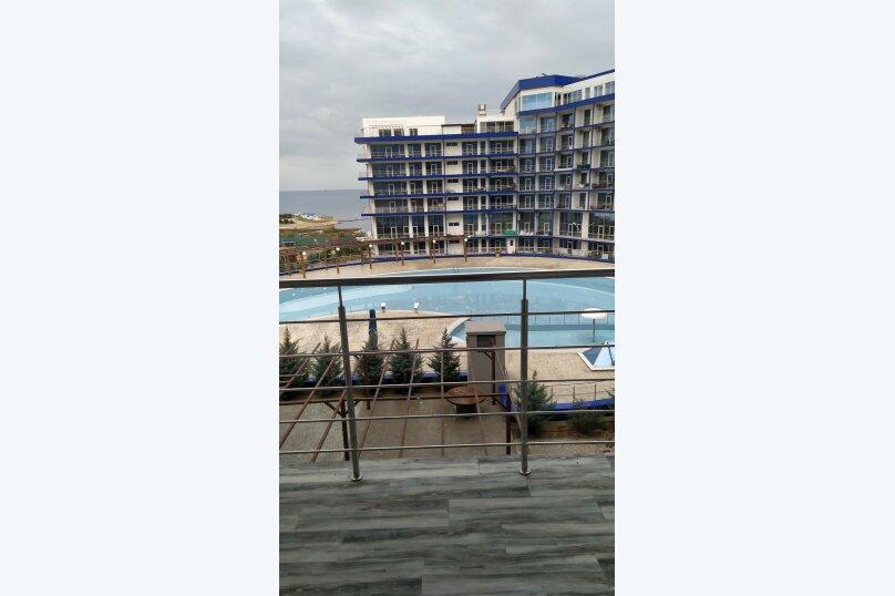 1-комн. квартира, 41 кв.м. на 4 человека, Парковая улица, 7, Севастополь - Фотография 17