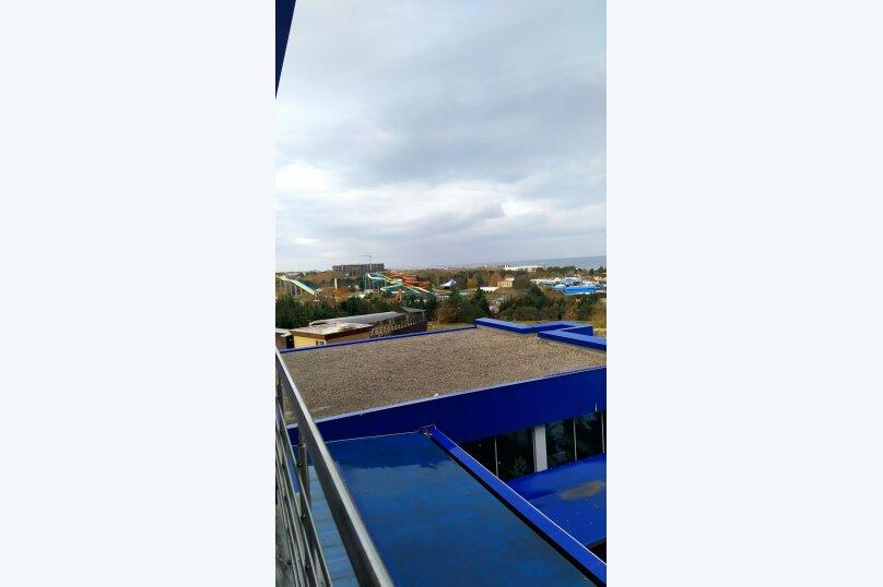 1-комн. квартира, 41 кв.м. на 4 человека, Парковая улица, 7, Севастополь - Фотография 19
