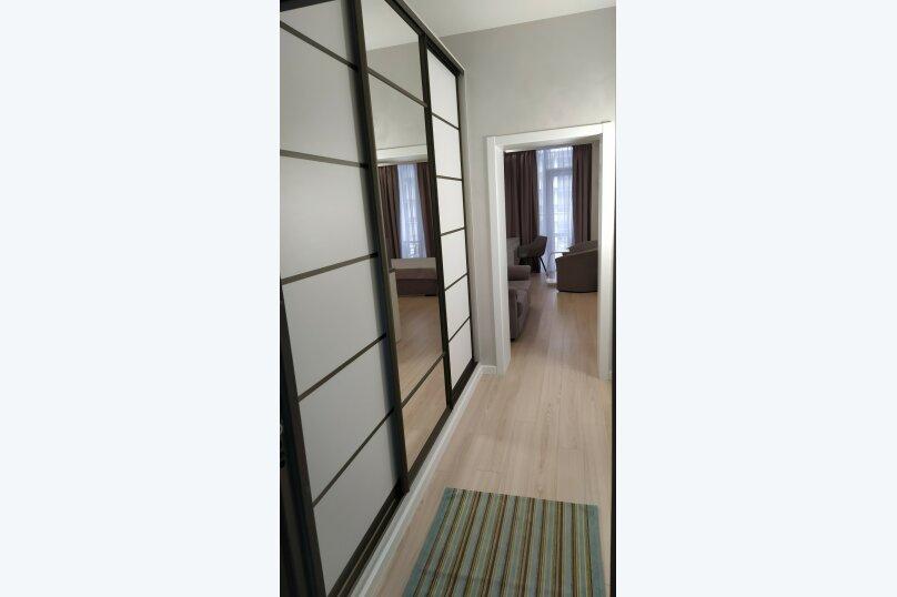 1-комн. квартира, 41 кв.м. на 4 человека, Парковая улица, 7, Севастополь - Фотография 23